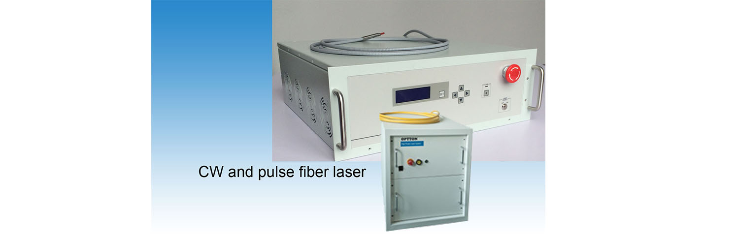 CW and pulse fiber laser system